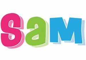 Sam Logo | Name Logo Generator - Birthday, Love Heart ...