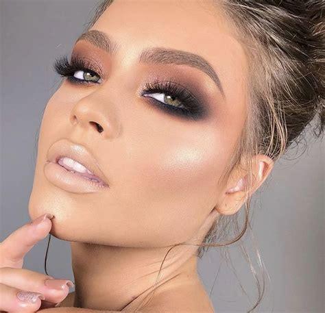 soft but dark showpo makeup beauty glammakeup
