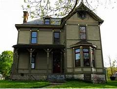 Exterior Colour Schemes For Victorian Homes by Historic Paint Colors Traditional Exterior Nashville By Old House Guy