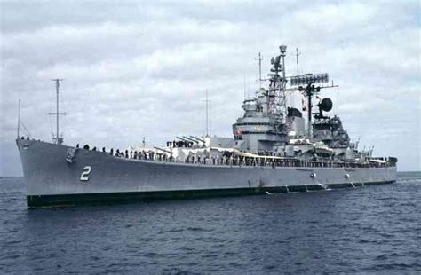 USS Canberra CAG-2 1964 | Navy USS Canberra CAG-2