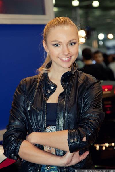 Hot Russian Babes At Motor Park 2011 12 Pics