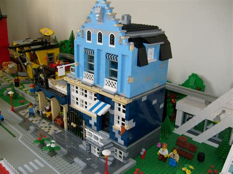 Moderne Lego Häuser by Brick Town Talk Size Me Market Lego Town