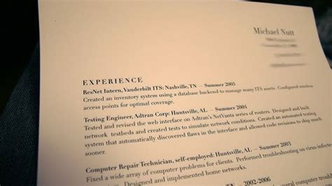 write your resume like a recruiter to boost your chances