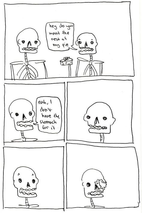 21 punny skeleton comics that will tickle your funny bone awful puns funny jokes you funny