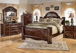 king size bedroom sets ashley furniture photos and video With bedroom furniture sets george
