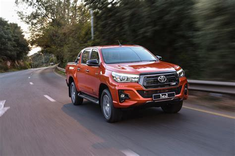 high note toyota hilux dakar southern vines