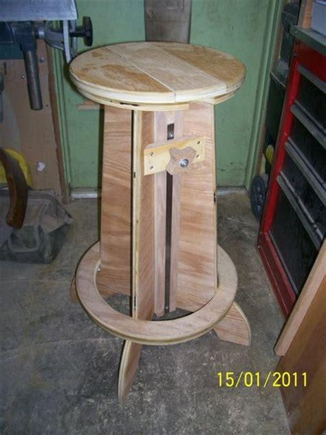 shop stool   nobuckle  lumberjockscom
