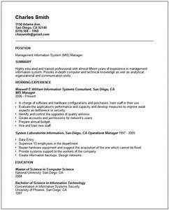 Basic Job Resume Objective Examples Templates Resume