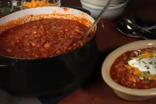 Beef Chili with Beans Recipe