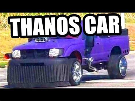 Thanos Car Thanos Car Thanos Car [meme Review] 👏 👏#34