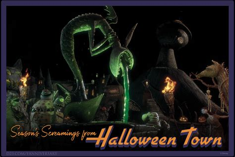 What's This? Shareable Halloween Town And Christmas Town