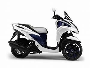 Scooter 125 3 Roues : tricity 125cc 3000 40 ~ Medecine-chirurgie-esthetiques.com Avis de Voitures