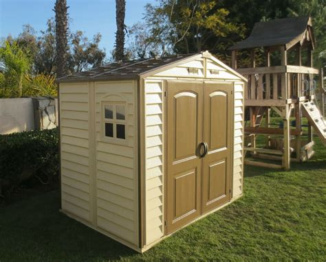 8 x 5 shed duramax 8 x 5 26 woodside storeall vinyl shed w