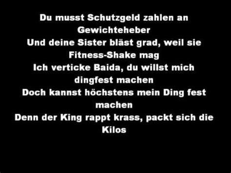kollegah farid bang steroid rap lyricshq youtube