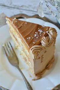 Curly Girl Kitchen: Caramel Cappuccino Cake  Cake