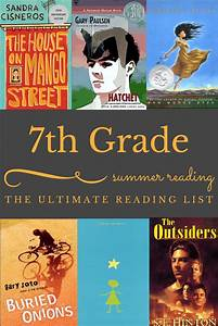 Summer Reading for Seventh Graders