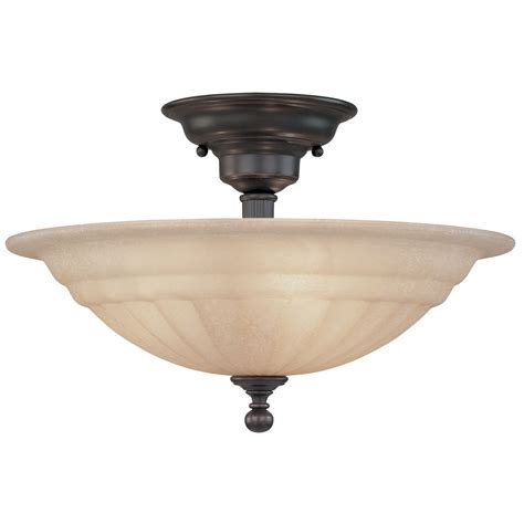 semi flush ceiling lights semi flush ceiling light 310 78 destination lighting