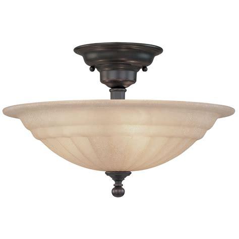 Semiflush Ceiling Light  31078  Destination Lighting