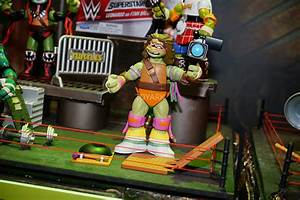 Toy Fair 2017 - Playmates Teenage Mutant Ninja Turtles ...
