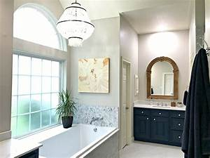 Before, And, After, Master, Bathroom, Remodel, Photos