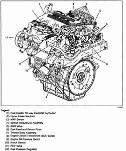 1997 Chevy Lumina Engine Wiring Diagram