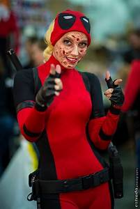Lady Deadpool By Amanda Lynne Pictures