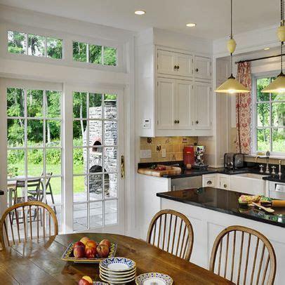 Exterior Kitchen Door With Window by Sliding Doors Design Ideas Pictures Remodel And