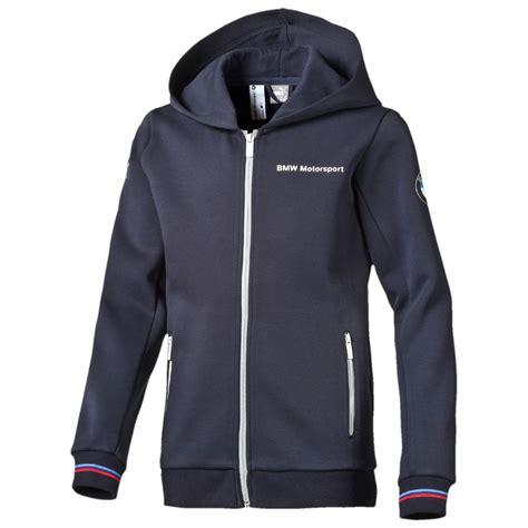 boutique bmw motorsport bmw bonded hooded jacket motorsport boutique