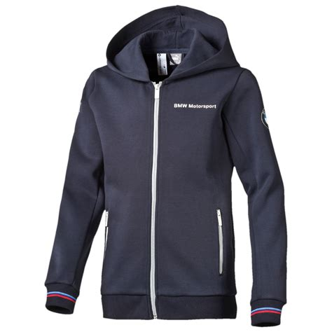 Puma Bmw Motorsport Bonded Jacket Apparel Jackets Auto Men