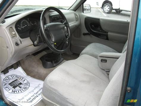 ford ranger xl interior medium graphite interior 1997 ford ranger xl extended cab photo 39183695 gtcarlot