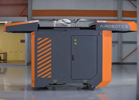 airobotics raises 28 5m to pursue autonomous drone