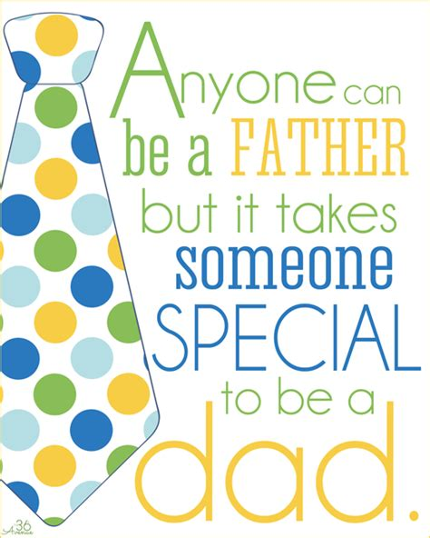 The 36th Avenue  Father's Day Free Printable  The 36th