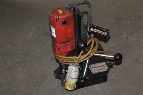 rotabroach  puma magnetic drill  sale machinery