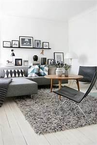 Wohnzimmer Mit Grauer Couch : wohnzimmer ideen graues sofa ~ Bigdaddyawards.com Haus und Dekorationen