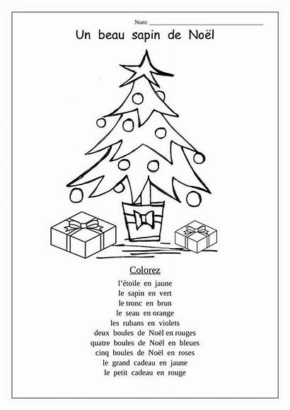 French Christmas Education Teacher Learn Spanish Worksheets