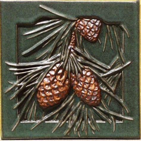 "Pine Cone 6"" x 6""   Kitchen   Pinterest   Studios, Mike d"