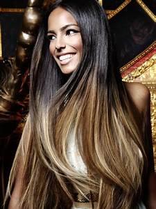 Balayage Naturel Effet Soleil Sur Brune : quel balayage pour quelle couleur de base de cheveux ~ Farleysfitness.com Idées de Décoration