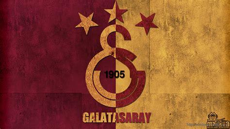 galatasaray logo background wallpaper windows  wallpapers