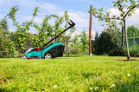 Zeit Zum Vertikutieren by Rasen Vertikutieren Test Viking Le540 Parzelle94 De