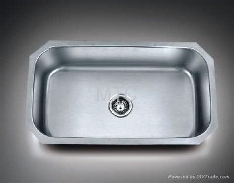ss kitchen sink manufacturers stainless steel european style undermount single bowl 5677