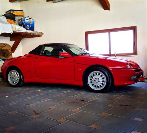 Alfa Romeo Forum by Alfa Romeo Spider 2 0 Ts My 1995 Club Alfa Forum Alfa