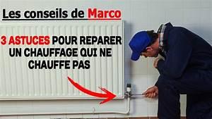 Voiture Qui Ne Démarre Pas : radiateur qui ne chauffe pas purge radiateur youtube ~ Gottalentnigeria.com Avis de Voitures