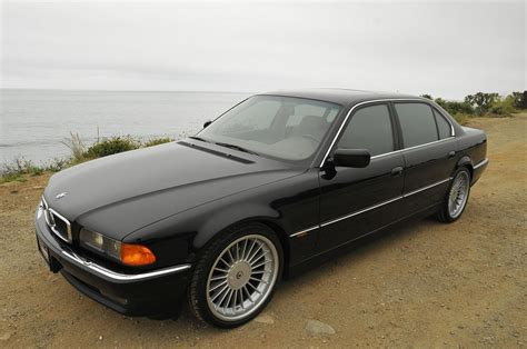 1997 Bmw 750il by History