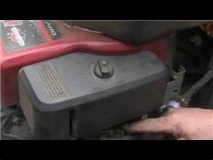 Lawn Mower Repair   Troubleshooting Carburetor Problems In