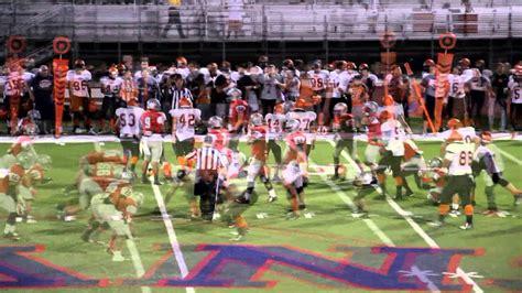 high school football highlights chaffey tigers