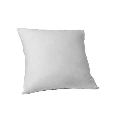 throw pillow inserts decorative pillow insert 20 quot sq west elm
