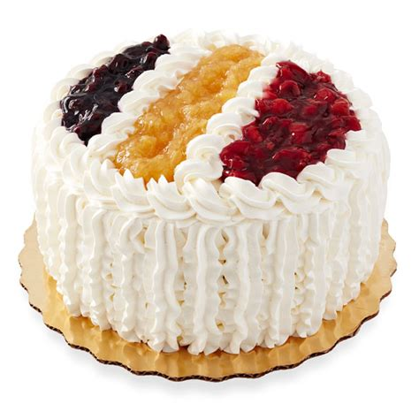 fruit basket vanilla cake publixcom
