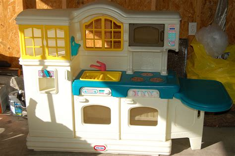 Beautiful Photo Ideas Little Tikes Country Kitchen For