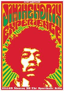 Concert posters, Concerts and Jimi hendrix on Pinterest