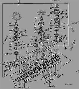 Cutterbar Gear Case  6